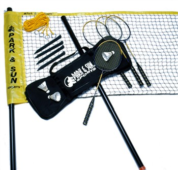 Badminton Set Up