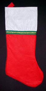 Make Your Own Santa Hats and Stockings