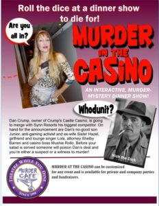 Murder in the Casino poster 2015