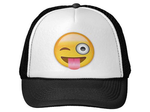emoji-hat