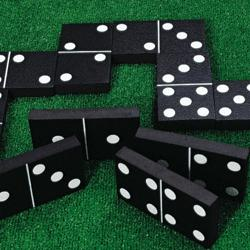 Giant Dominoes | Party People Inc
