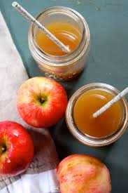 Candied Apples and Hot Apple Cider