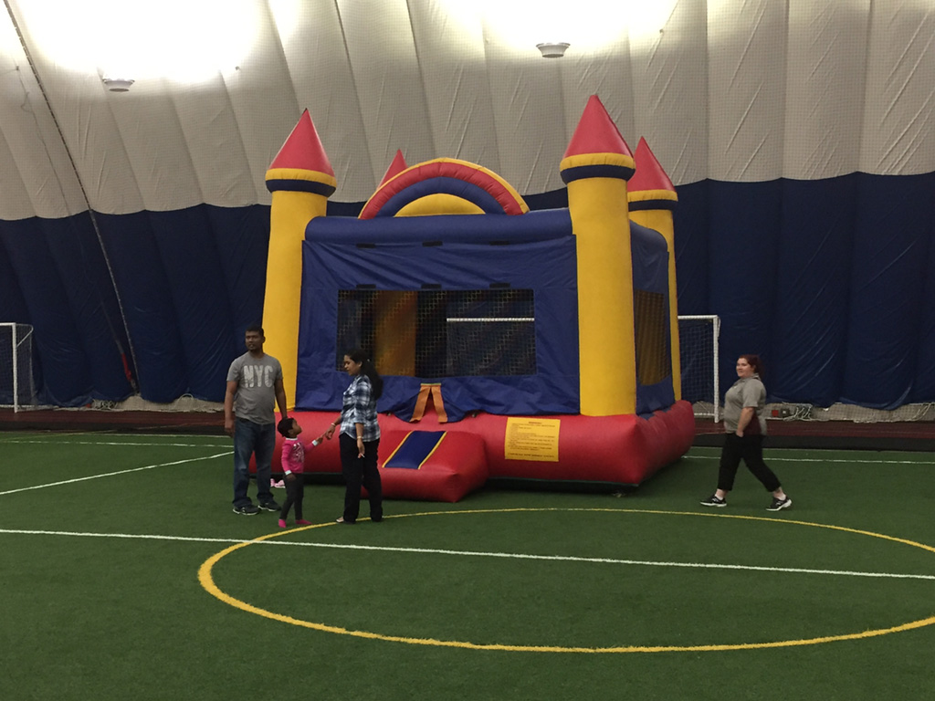 Moon Bounce Party People Inc