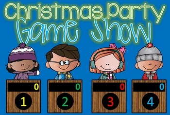 Holiday Trivia Game Show